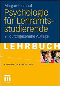Download ebook Psychologie für Lehramtsstudierende (Auflage: 2)