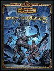 Download Barrow of the Forgotten King