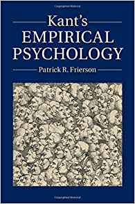 Download ebook Kant's Empirical Psychology