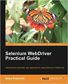 Download ebook Selenium WebDriver Practical Guide