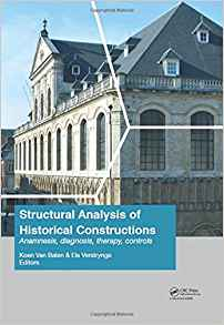 Download Structural Analysis of Historical Constructions: (SAHC, Leuven, Belgium, 13-15 September 2016)