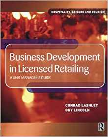 Download ebook Business Development in Licensed Retailing