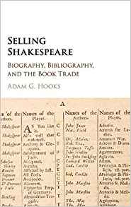 Download Selling Shakespeare : Biography, Bibliography, & the Book Trade
