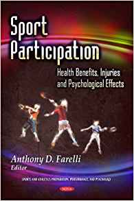 Download ebook Sport Participation: Health Benefits, Injuries & Psychological Effects