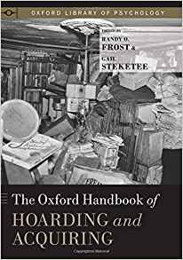 Download ebook The Oxford Handbook of Hoarding & Acquiring
