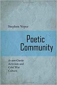Download Poetic Community: Avant-Garde activism & Cold War Culture