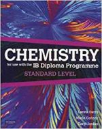 Chemistry for Use with the International Baccalaureate