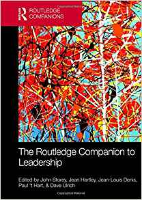 Download ebook The Routledge Companion to Leadership