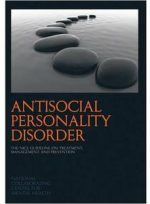 Antisocial Personality Disorder: The NICE Guideline on Treatment, Management and Prevention