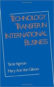 Download ebook Technology Transfer in International Business