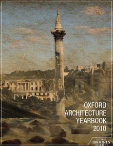 Download ebook Oxford Architecture Yearbook 2010