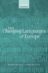 Download The Changing Languages of Europe