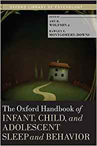 Download ebook The Oxford Handbook of Infant, Child, & Adolescent Sleep & Behavior