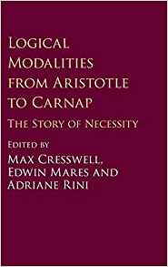 Download ebook Logical Modalities from Aristotle to Carnap: The Story of Necessity
