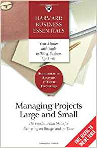 Download ebook Managing Projects Large & Small: The Fundamental Skills to Deliver on budget & on Time