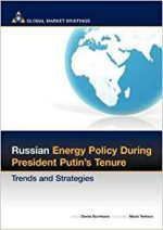 Russian Energy Policy During President Putin's Tenure: Trends and Strategies