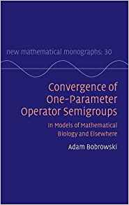 Download ebook Convergence of One-Parameter Operator Semigroups