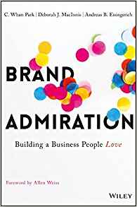 Download ebook Brand Admiration : Building A Business People Love