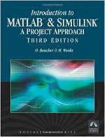 Introduction to MATLAB and SIMULINK, A Project Approach, 3 Ed
