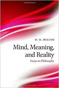 Download ebook Mind, Meaning, & Reality: Essays in Philosophy