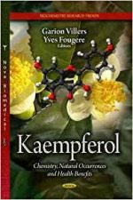 Kaempferol: Chemistry, Natural Occurrences and Health Benefits