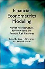 Financial Econometrics Modeling