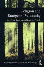Religion and European Philosophy: Key Thinkers from Kant to Žižek