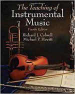 The Teaching of Instrumental Music, Fourth Edition