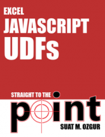 Excel JavaScript UDFs : Straight to the Point
