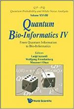 Quantum Bio-informatics IV: From Quantum Information to Bio-informatics