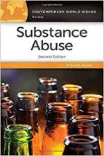 Substance Abuse: A Reference Handbook, 2nd Edition