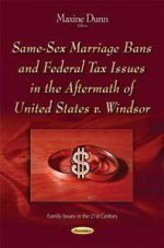 Same-Sex Marriage Bans and Federal Tax Issues in the Aftermath of United States V. Windsor