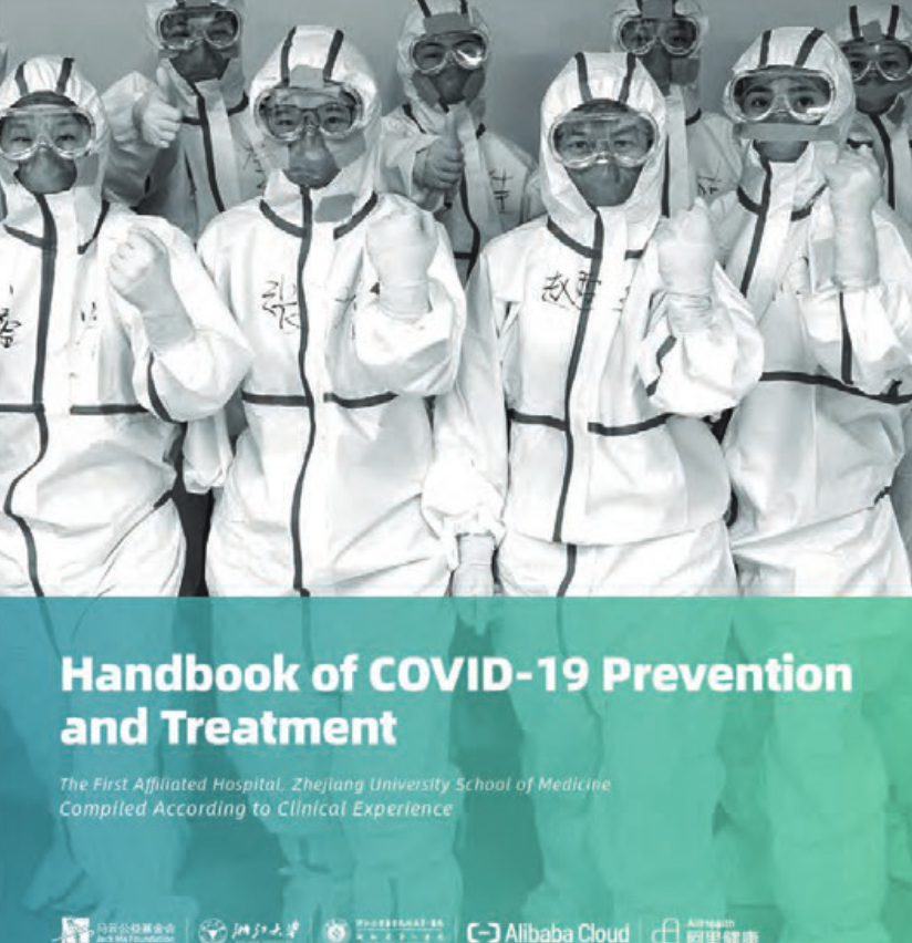 Handbook of COVID-19 Preventionand Treatment